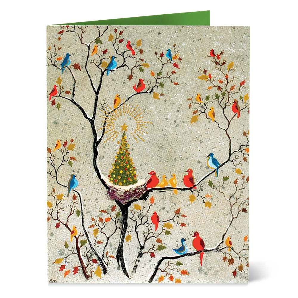 Klimt: Tree of Life Holiday Cards - The Met Store