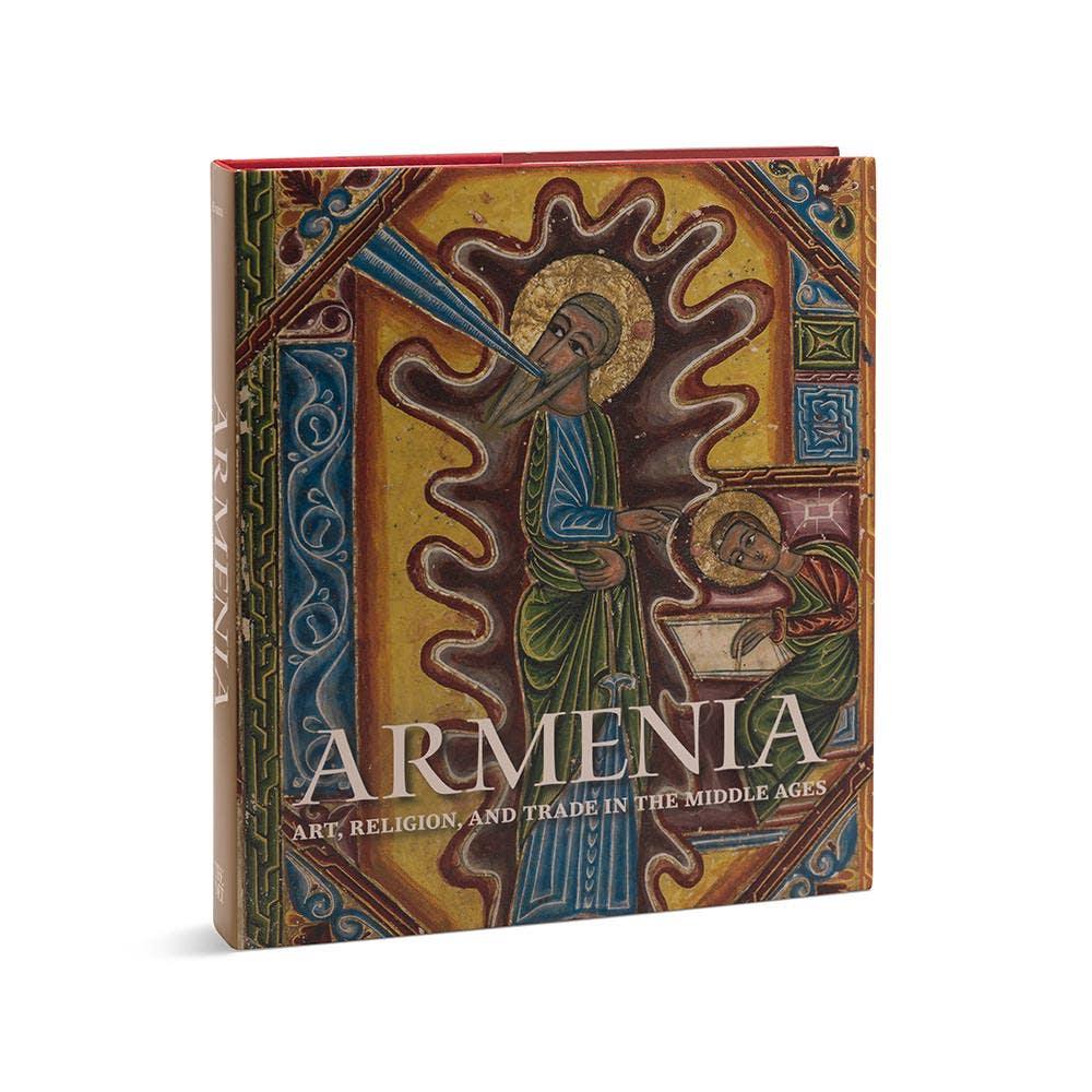 Armenia Hardcover Exhibition Catalogue The Met Store