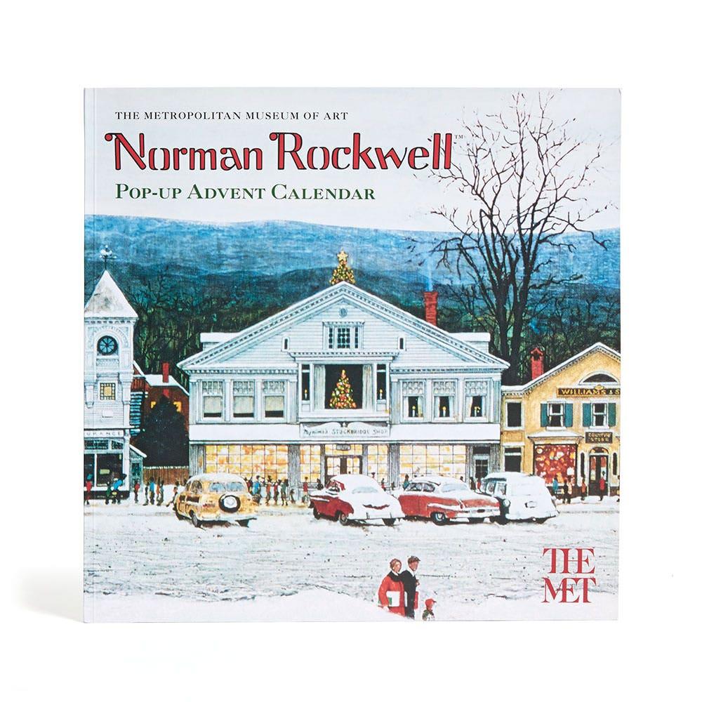 Norman Rockwell Advent Calendar - The Met Store
