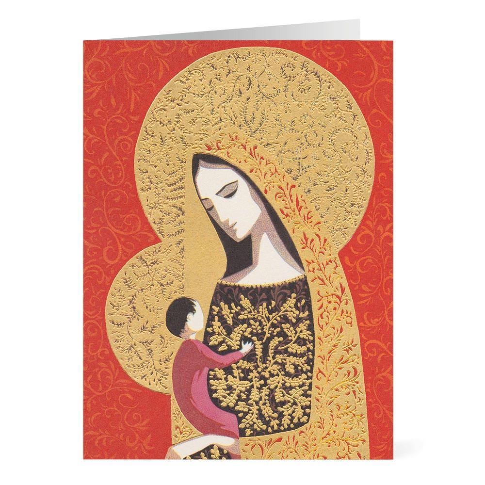 Metropolitan museum of art religious christmas cards