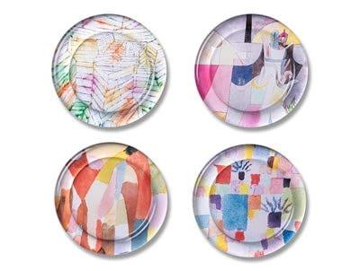Paul Klee Coasters