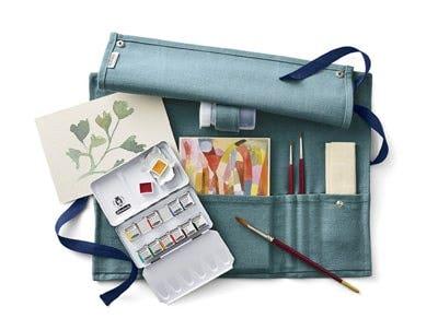 Met Store Linen Art Set