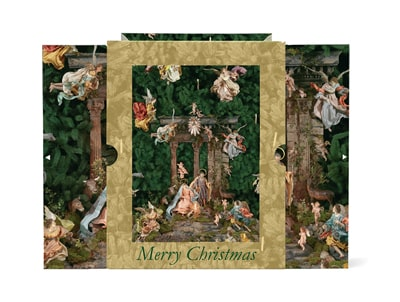 Met Store Holiday Cards