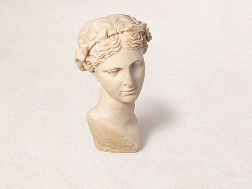 Thalia Muse of Comedy Sculpture
