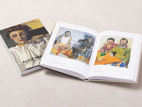 Alice Neel Exhibition Catalogue