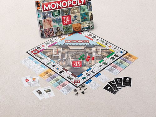 Monopoly: The Met Edition