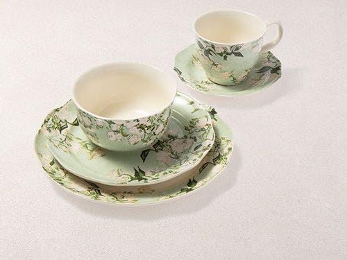 van Gogh cup and saucer set