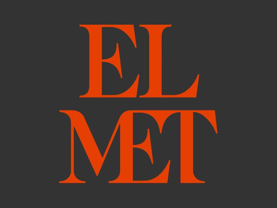 El Met Logo