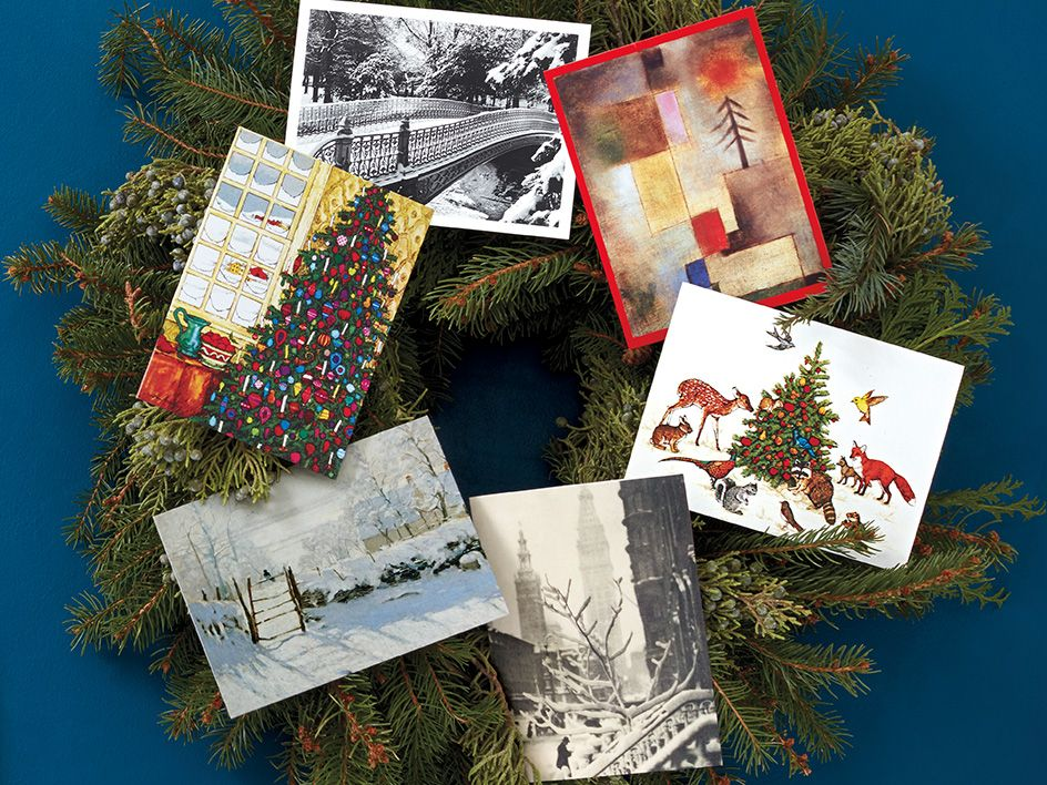Holiday Cards from The Met Store