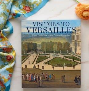 Visitors to Versailles